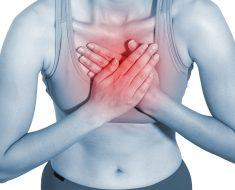 Первые признаки рака легких