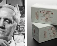 Александр Флеминг впервые открывший пенициллин