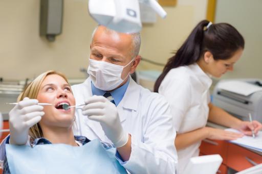 Осложнения стоматологического характера