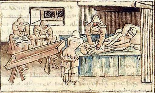 Процент выживаемости туберкулезных больных в средние века был низкий