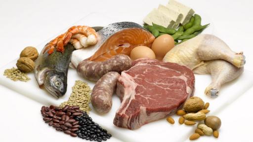Продукты, в которых содержится белок