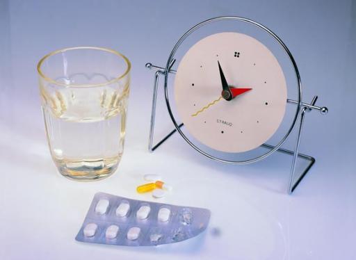 Режим приема препаратов
