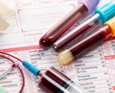Анализ крови на туберкулез