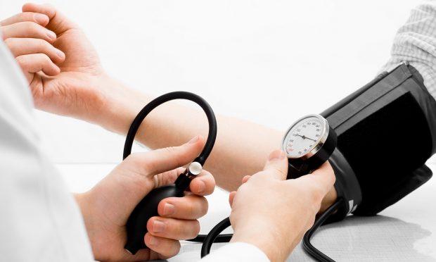 Низкое давление при раке легких