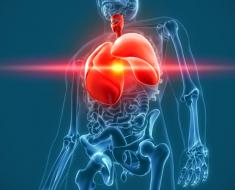 Боль при раке легких