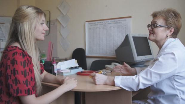 Разговор с больным врача онколога