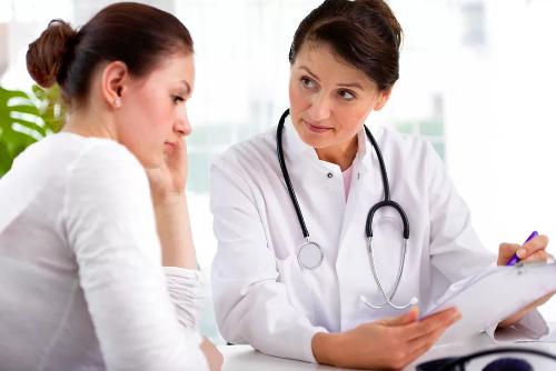 Обследование у врача