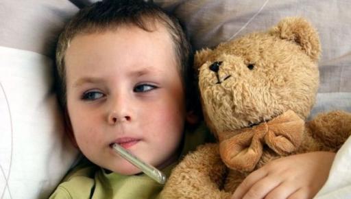 Частые болезни у детей