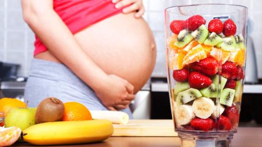 Витаминотерапия будущей мамы