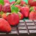 Шоколад и клубника